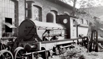23004 at Yedikule, 26th August 1955