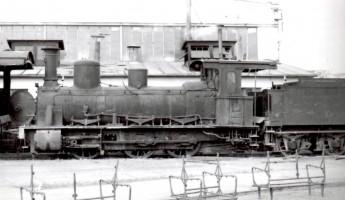 33004 at Sıvas. 18th November 1955
