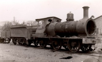 33013 at İzmir  Halkapınar. 21st April 1955