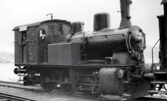 3353 at Bandirma, 14th December 1955