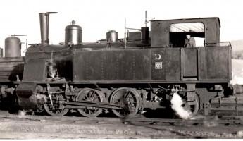 34901 at Sarıkamış 26th June 1956