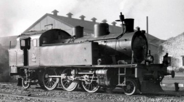 3516 at İzmir Halkapınar. 15th December 1955