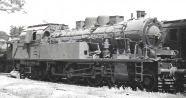 3707 at Eskişehir 9th June 1955