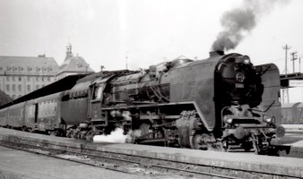 56161 Haydarpaşa . 17th April 1956. Photo Alan Swale
