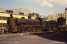Pictures of dumped 44064 in Divirigi, July 1992, Photo Marius Declerck