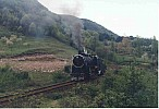 45001 at Eregli during a steam up in 1995. Photo Malcolm Peakman.