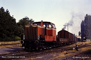 33128 in Afyon, 24 July 1990, Photo Marius Declerck