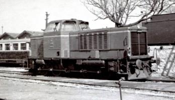 44106 İstanbul Yedikule 13th April 1956  Photo Alan Swale