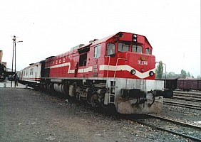 DE22056 in Kars, May 2002. Photo Steve Worthy