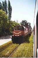 DE24000 at Savaştepe. Note track condition! 1999 Photo Malcolm Peakman