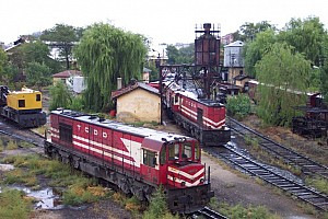 DE24216, Konya depot, October 2005. Photo G. Tunçbilek