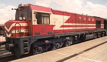 DE24314 at Afyon, July 2000 Photo Gökan Tunçbilek