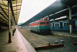 E52508 again at Sirkeci