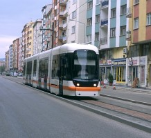 Eskişehir tramway, Photo Jack May