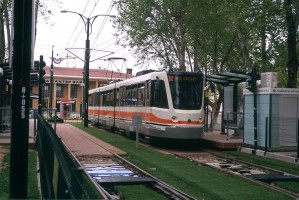 Kayseri tram, 21 April 2011, Photo Jack May
