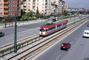 Konya tram, 23 April 2011, Photo Jack May